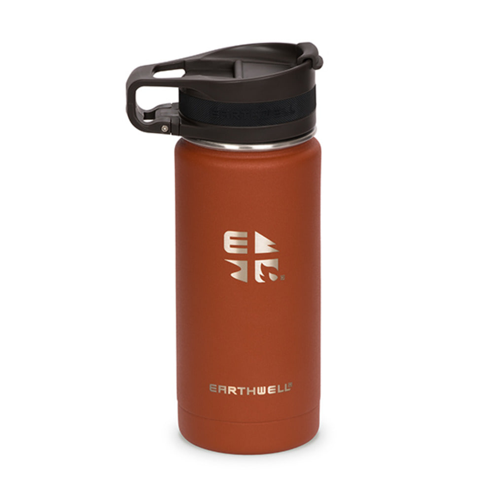 16oz Earthwell® Vaccum Bottle - Roaster Loop
