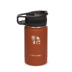 12oz Earthwell® Vaccum Bottle - Roaster Loop